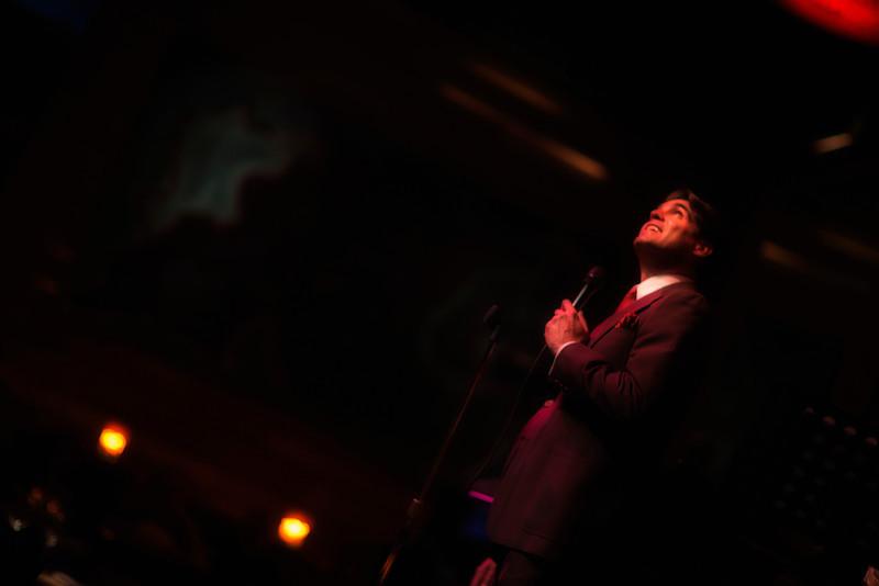 Luca Ellis @ Vibrato