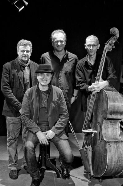 Luigi Martinale Trio, guest Tino Tracanna