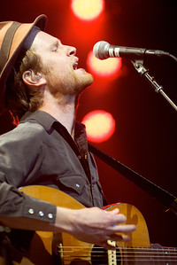 The Lumineers perform Tuesday Night at Riverbend