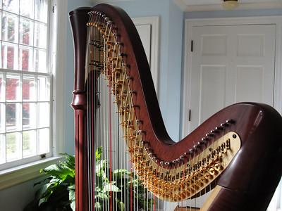 Lyon & Healy 85P Harp