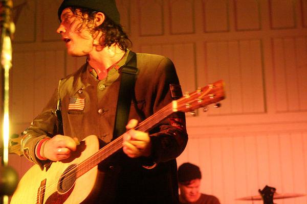 Marah, The Radcliffe Centre, England 2005