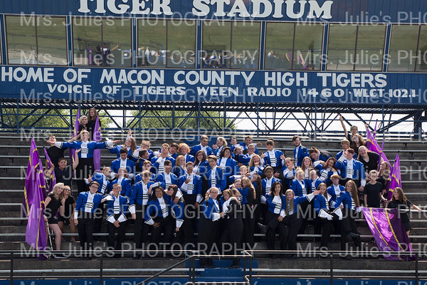 MCHS Band 2018
