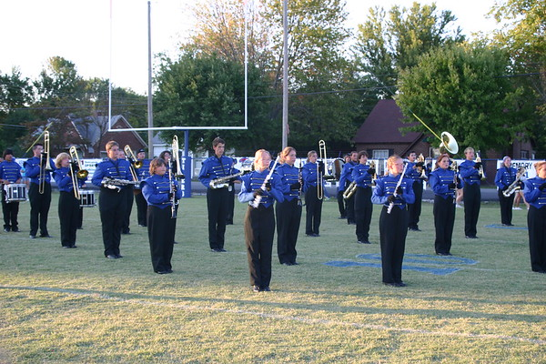 MCHS Band 2007