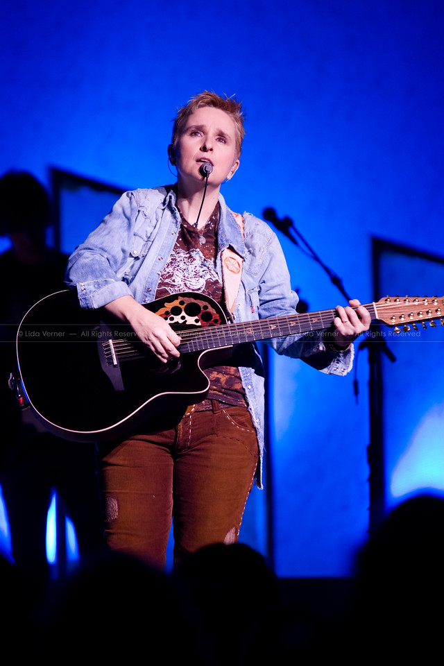 Melissa Etheridge - DAR - August 10, 2006