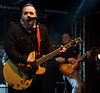 Justin Furstenfeld of Blue October performs at MIDEM on 1/20/09