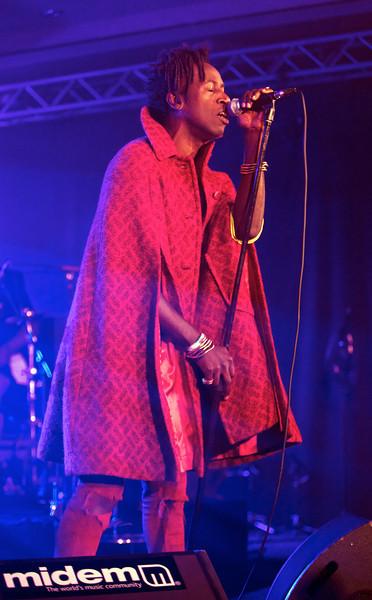 MIDEM 2011 - MIDEM Talents - Saul Williams