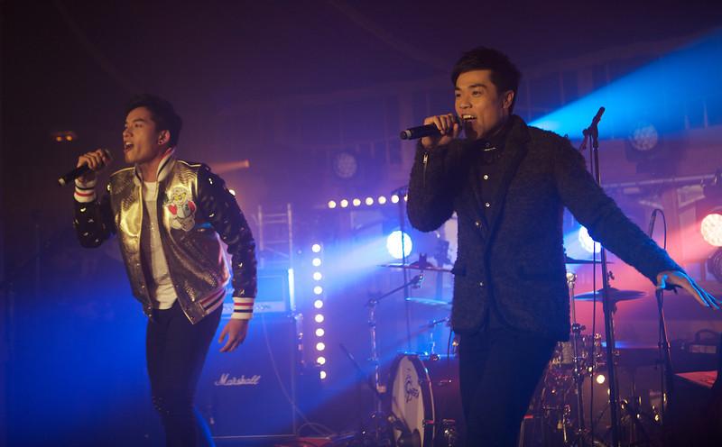 Malaysian duet Thomas Jack perform at MIDEM 2014