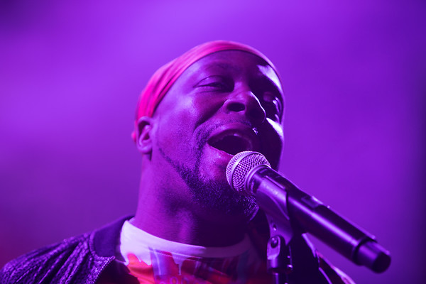 Wyclef Jean performs at Midem 2017