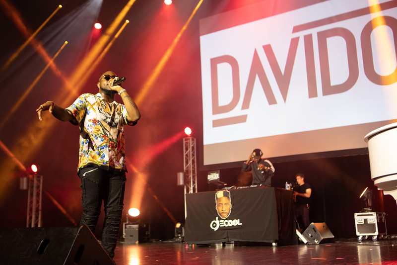 Davido at MIDEM 2018