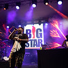 Hip-hop singer Big Star at MIDEM 2018