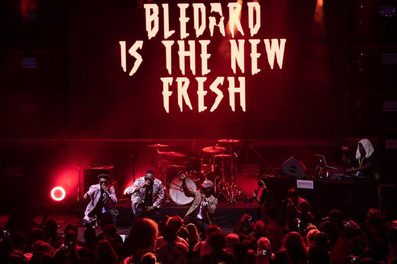 Band Kiff No Beat at MIDEM 2018