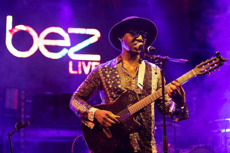 Singer Bez at MIDEM 2018