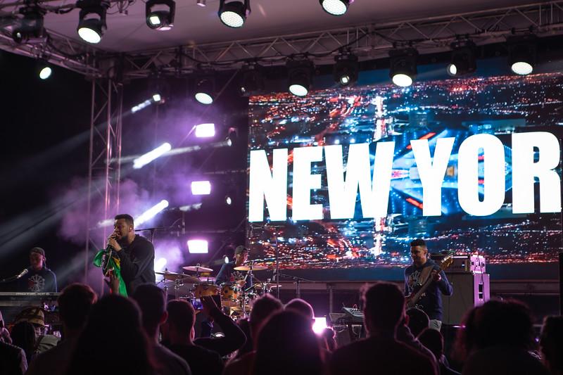 Hip-hop singer AKA at MIDEM 2018