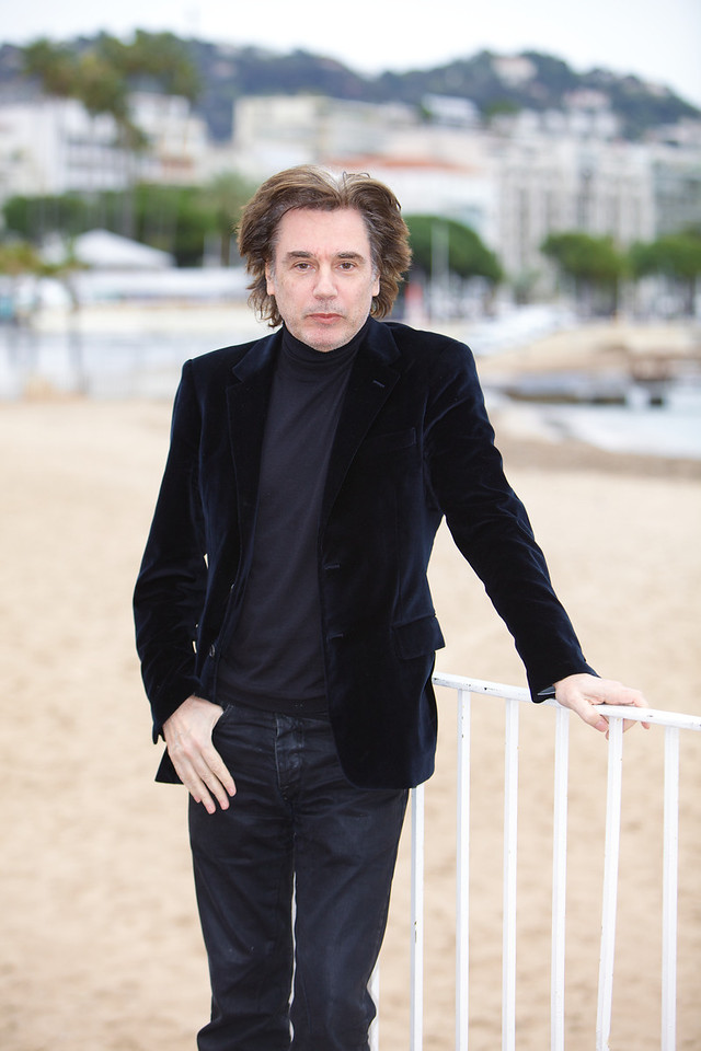 Jean-Michel Jarre photocall at MIDEM 2014