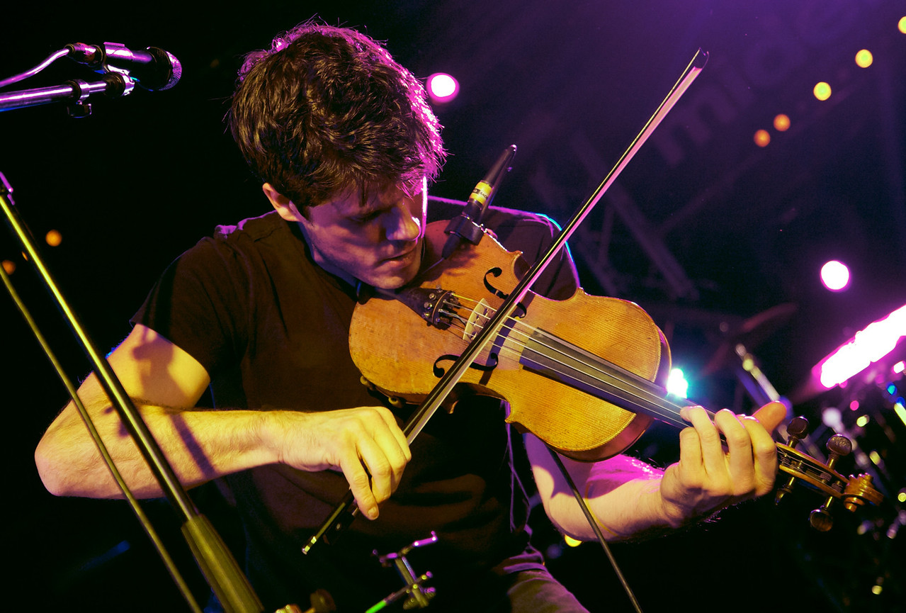 Seth Lakeman at the MIDEM 2009