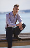 Israelian singer Asaf Avidan - photocall - MIDEM 2013