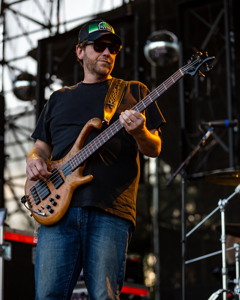 MOE with Blues Traveler and G Love at the Farm Bureau Insurance Lawn at White River State Park. Photo by Tony Vasquez.