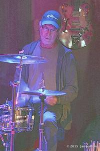 Rick Kausch @ Moochies Jam, Mint Hill, NC  11-10-15