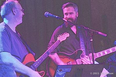 Ron Sheehan & Sean Stoots @ Moochies Jam, Mint Hill, NC  11-10-15