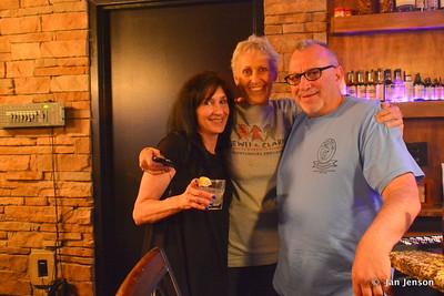 Ellen, Jan, Randy @ Moochies in Mint Hill, NC  5-11-17