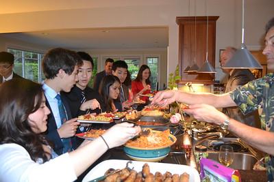 MSS Farewell Banquet April 2013
