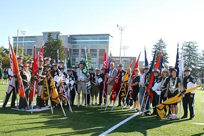 2014 MSU Alumni Band Saturday Morning