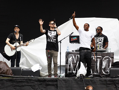 MTKO at MixTape Festival 2013