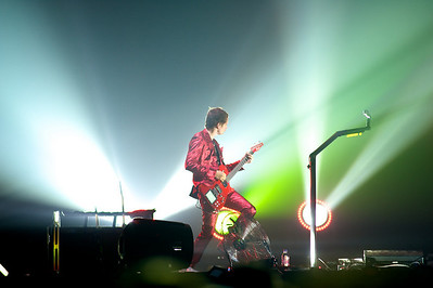 MUSE performs at US Bank Arnea