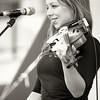 Kalissa Hernandez at violin - Locarno music