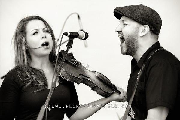 Kalissa Hernandez and Tom Landa - Locarno music