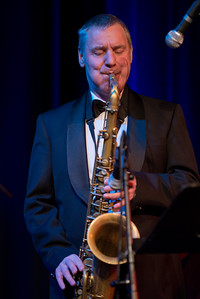 Dave Edge (saxophone/flute)