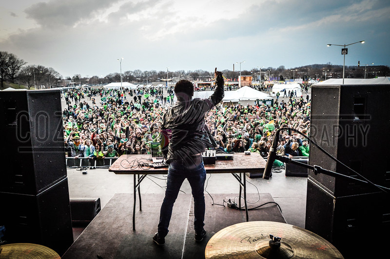 BT, Shamrock Fest, DC, 3-2013