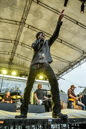 Summerland Tour @ Celebrate Fairfax, Fairfax VA - 6-2013 Sponge