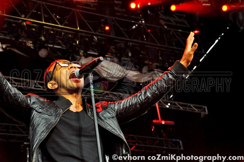 Firefly Fest 2012, Dover Downs DE - John Legend<br /> *CosmicVibesLive.com - official festival coverage*
