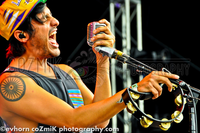 Firefly Fest 2012, Dover Downs DE - Young the Giant<br /> *CosmicVibesLive.com - official festival coverage*
