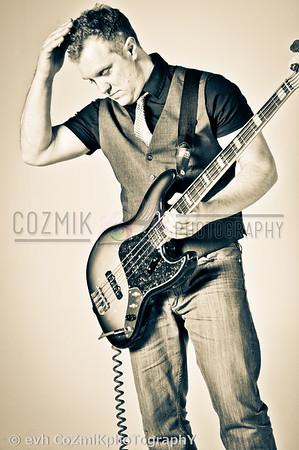 "Patrick ""Hammer"" Thornton - Bass player website: www.thehammeronbass.com all photography"