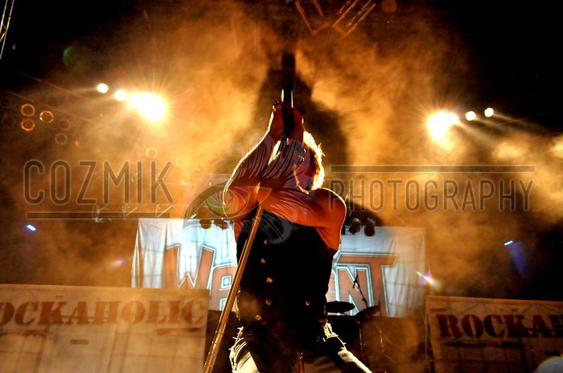 M3 Rock Fest 2011 - Warrant