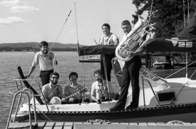 MWD: Fern Ridge Boat 1