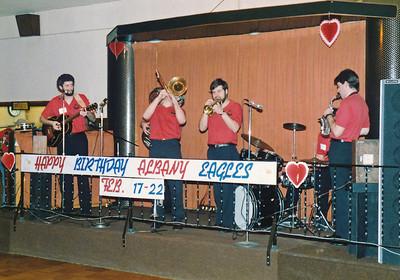 MWD: Albany Eagles 2
