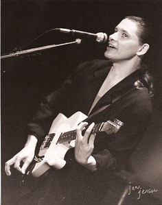 Robben Ford - about 1987.