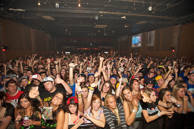 A sold out show at Bogart's Friday for Mac Miller