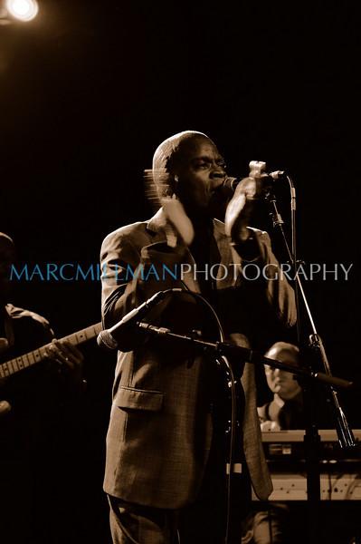 Soul clap<br /> <br /> Maceo Parker @ Irving Plaza (Sat 11/20/10)