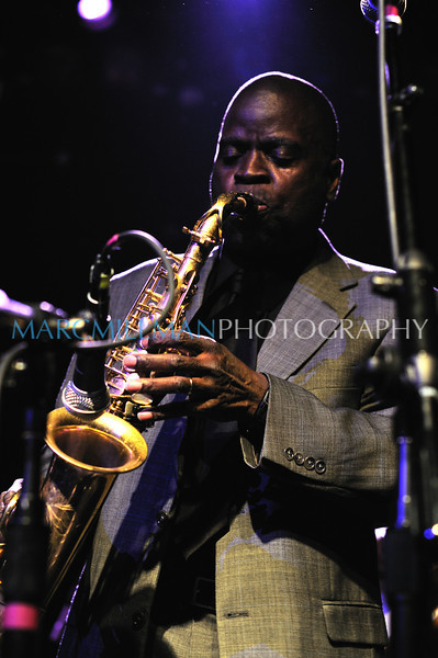 Maceo, come blow your horn (Irving Plaza- Sat 11/20/10)