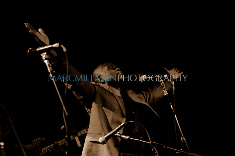 His name is Maceo<br /> <br /> Maceo Parker @ Irving Plaza (Sat 11/20/10)