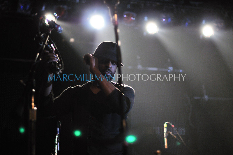Chris Littlefield: Mr. Tambourine Man <br /> <br /> Karl Denson's Tiny Universe (Irving Plaza- Sat 11/20/10)