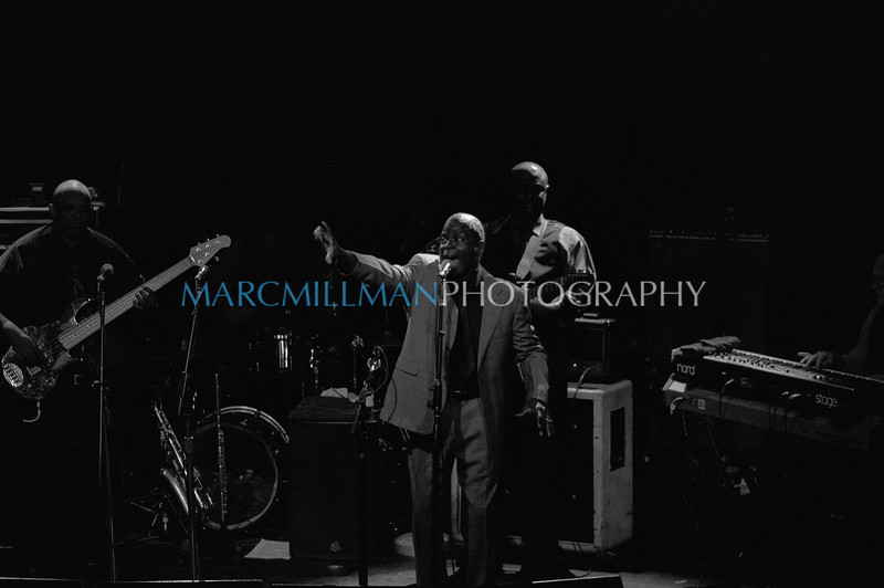 There's a party over there...<br /> <br /> Maceo Parker @ Irving Plaza (Sat 11/20/10)