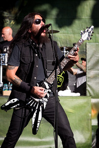 Machine Head  7/10/2011, Rockstar Mayhem Festival, Mt View  My portfolio at http://www.skaffari.fi  On Facebook http://www.facebook.com/Miikka.Skaffari.Photography