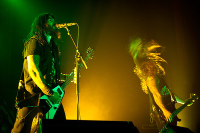 Machine Head  2/18/2012, The Warfield, San Francisco