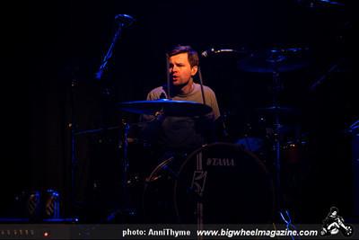Mad Caddies - illScarlett - at El Rey - Los Angeles, CA - February 4, 2014