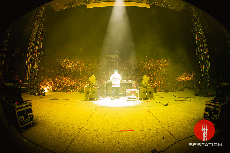 Mad Decent Block Party 2016 Sept 10, 2016 at Hearst Greek Theatre